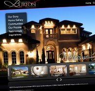 Burton Homes Website